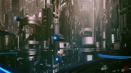 Machination by Julian-Faylona