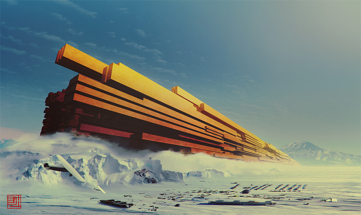 Greenland Anomaly by Julian-Faylona