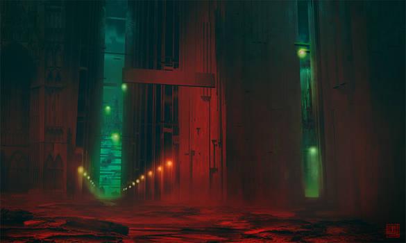 Crimson Alley