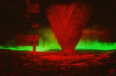 Crimsonite by Julian-Faylona