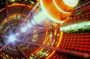 Particle Accelerator by Julian-Faylona