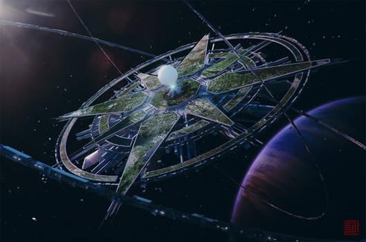 Polaris Engine by Julian-Faylona