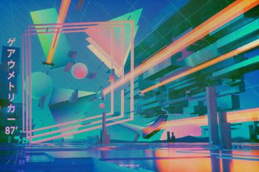 Geometrika 87' by Julian-Faylona