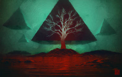 Vision of the Lone Tree