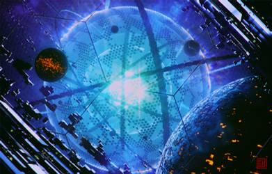 Vex Forge Star by Julian-Faylona