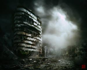 Post-apocalyptic World (Penang Street)