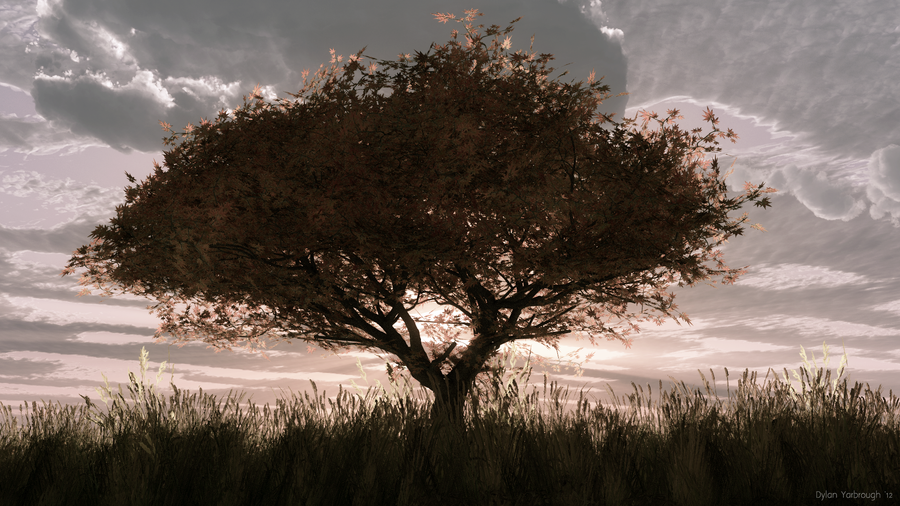 Last of the trees by artech7