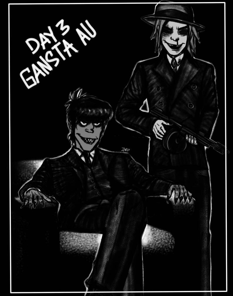 Gangsters by ZarcTomm