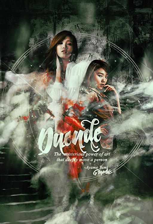 Blend Poster [Tuts+Vid Link on Description] by AimeeAnanda0615