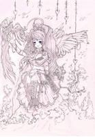 Goddess by Meowsi