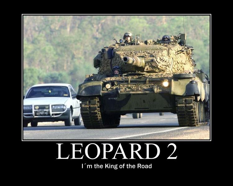 Leopard 2 by Varezart