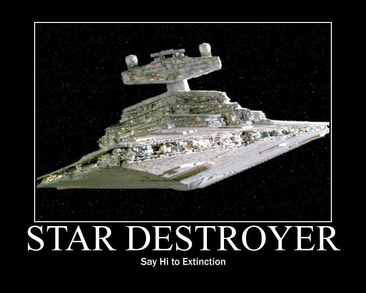Star Destroyer by Varezart