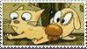 Baby CatDog Stamp