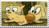 Baby CatDog Stamp by PuccaFanGirl
