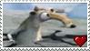 Cute Scrat Stamp by PuccaFanGirl