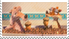 Ice Age 4 Scrat/Scratte Stamp by PuccaFanGirl