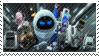 Wall-E Stamp by PuccaFanGirl