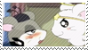 Spat x Harmony Stamp by PuccaFanGirl