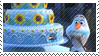 Olaf Stamp (4) by PuccaFanGirl