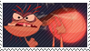 Angry Ray Stamp by PuccaFanGirl