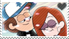 Wendip Stamp by PuccaFanGirl