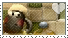 Shaun The Sheep Stamp by PuccaFanGirl