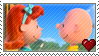 Charlie Brown x Heather Stamp by PuccaFanGirl