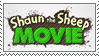 Shaun the Sheep Movie Stamp by PuccaFanGirl