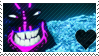 Glowing Tamatoa Stamp by PuccaFanGirl
