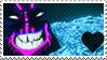 Glowing Tamatoa Stamp by PuccaFanGirl