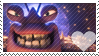 Tamatoa Smirk Stamp by PuccaFanGirl