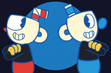 Multiple Characters on Cuphead-FC - DeviantArt
