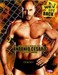 Antonio Cesaro Artwork - WWE