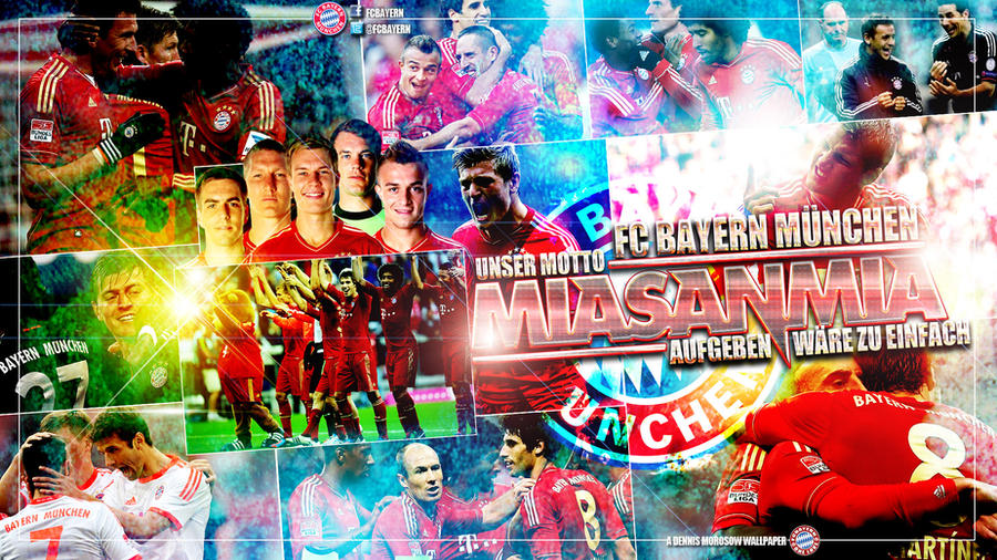 Fc bayern miasanmia wallpaper by roxx81 on deviantart fc bayern miasanmia wallpaper by roxx81 voltagebd Images
