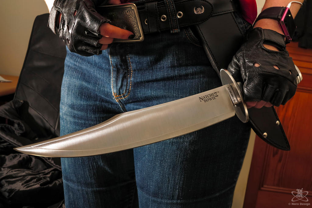 Cold Steel Natchez Bowie Knife By NeroDesign On DeviantArt