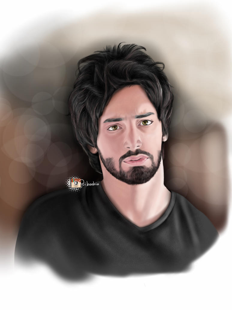 Yousef by ribebia
