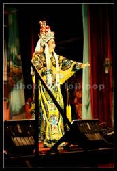 Chinese Opera Singing