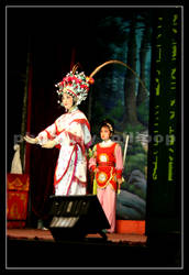 Chinese Opera Ladies