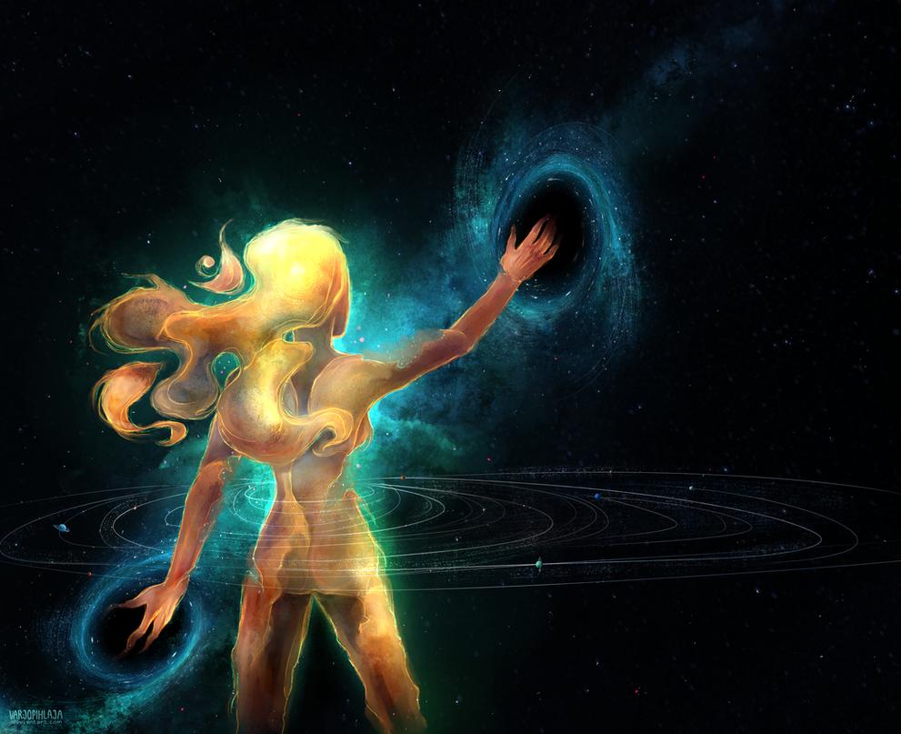 Celestial by Varjopihlaja