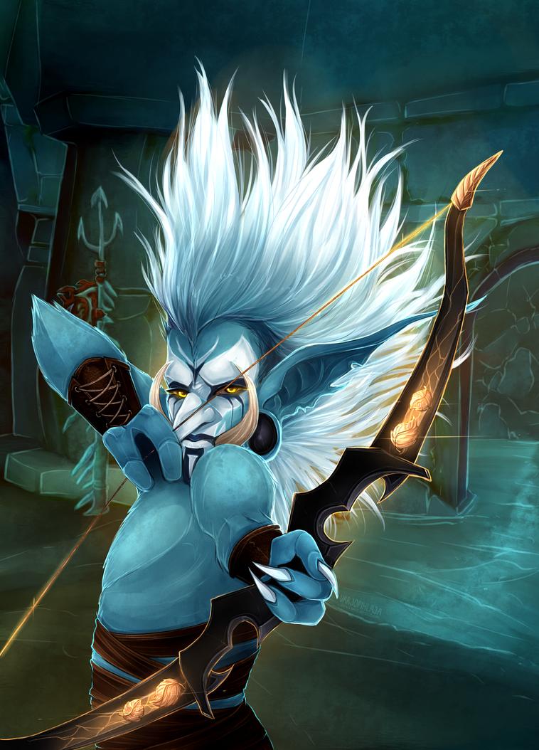 Troll Hunter by Varjopihlaja