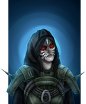 Commission: Cathar Sith by Varjopihlaja