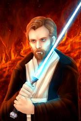 General Kenobi... by Varjopihlaja