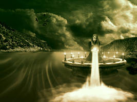 Water Goddess by Jibril85