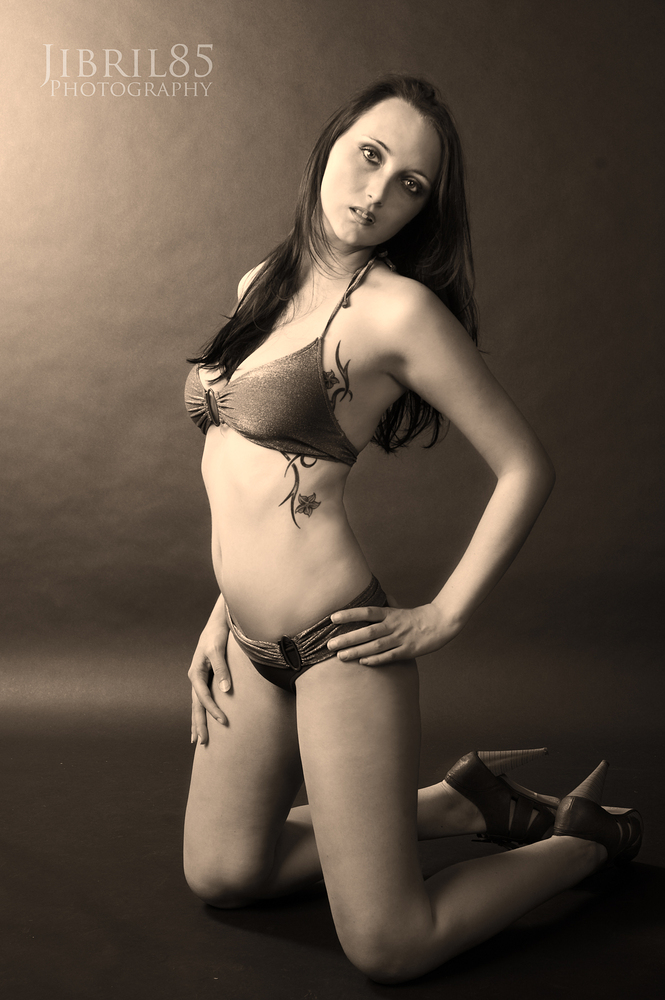 Tonica 02 by Jibril85 Studio Shooting mit Tonica!