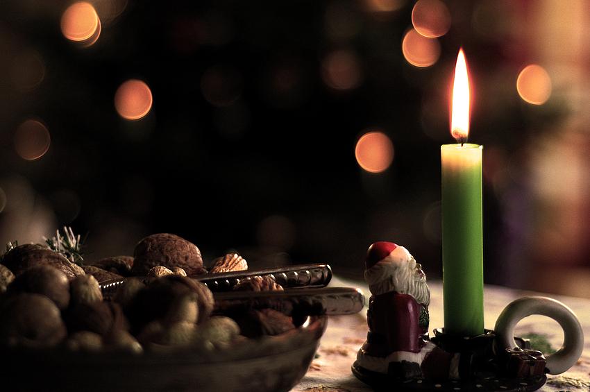 Christmas-Bokeh by Jibril85