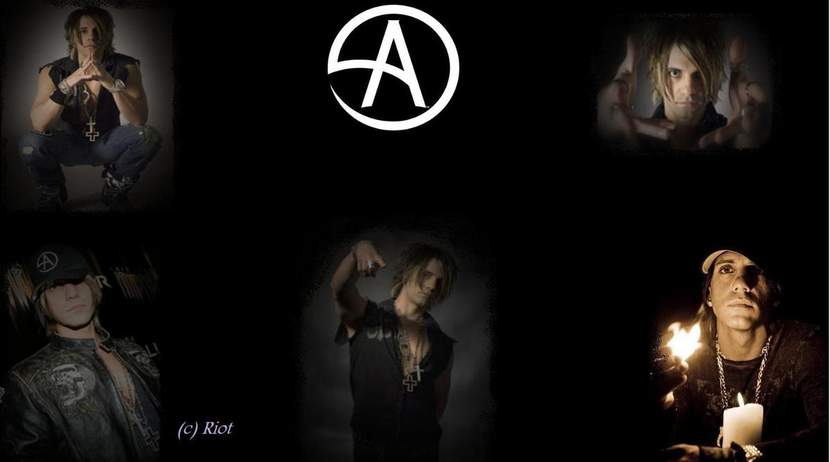 Criss Angel Wallpaper By Emo Pirate Riot