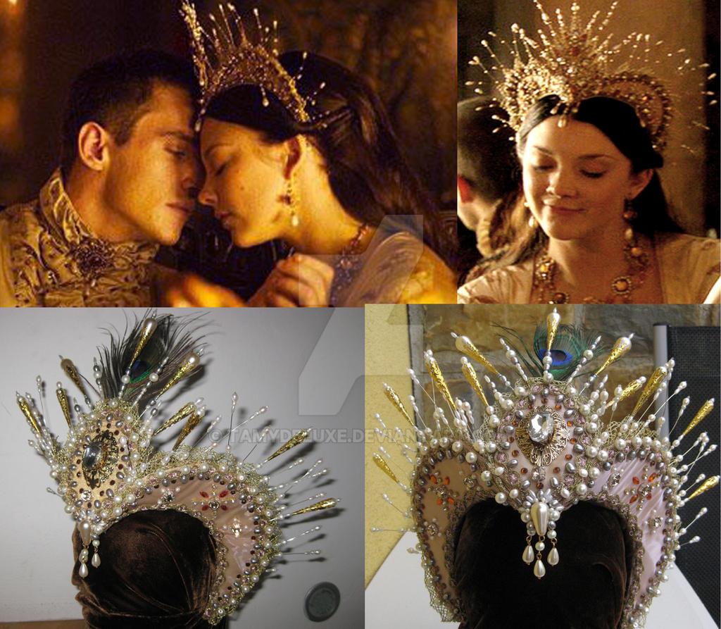 Crown Replica The Tudors - Anne Boleyn by TamyDeLuxe