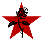 Black Rose and Red star
