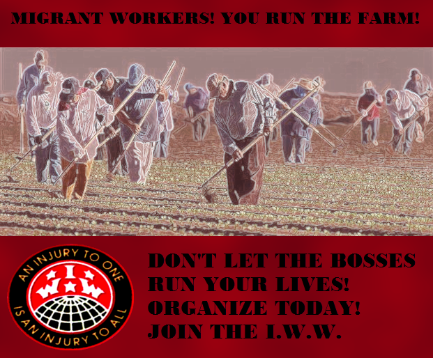 Migrant Workers IWW by The-Laughing-Rabbit