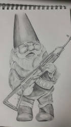 Gnome by WhatTheFlup